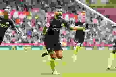 Stoke 1-4 Man City: Chiến thắng giòn giã