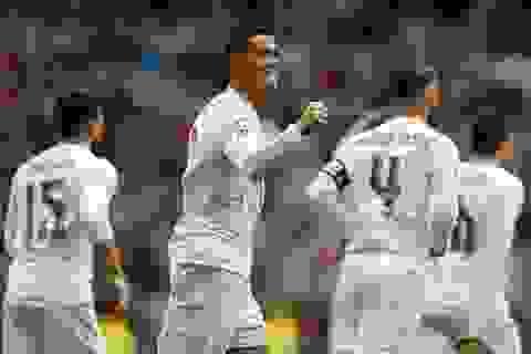 C.Ronaldo ghi 4 bàn, Real Madrid hạ Celta Vigo 7-1