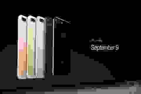 Apple ra mắt cặp đôi iPhone 7 chống nước, iPhone 7 Plus có camera kép
