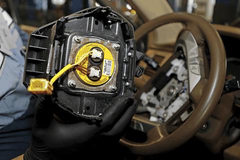 Túi khí Takata trên xe Honda City bị nghi gây chết người