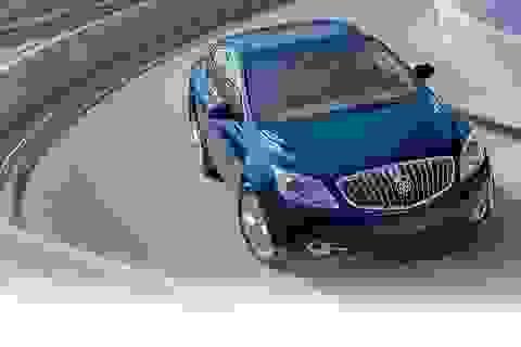 Buick Verano ế ẩm tại Mỹ, đắt hàng ở Trung Quốc