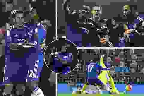 Chelsea 5-1 Newcastle: Đúng đẳng cấp