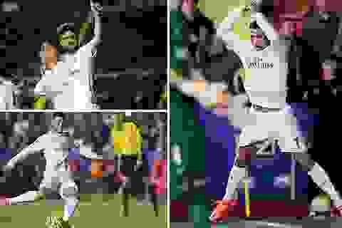 """C.Ronaldo lập công giúp Real Madrid """"vượt ải"""" Levante"""