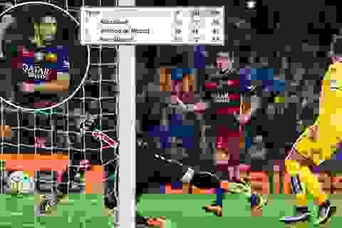 Barcelona 6-0 Gijon: Luis Suarez ghi 4 bàn