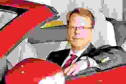 """Audi """"câu"""" chuyên gia kỹ thuật hàng đầu của Volvo"""