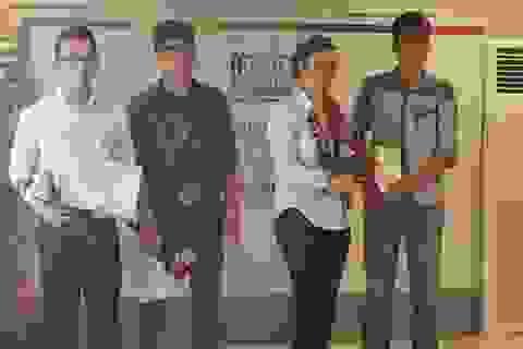 """Sinh viên Việt """"ẵm trọn"""" học bổng Tài năng Pháp ngữ khu vực châu Á - Thái Bình Dương"""