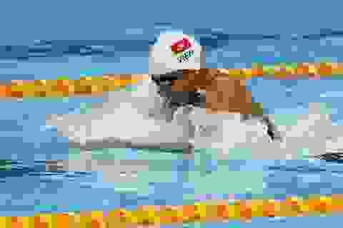 Ánh Viên nỗ lực tập luyện, sẵn sàng tranh tài tại Olympic 2016