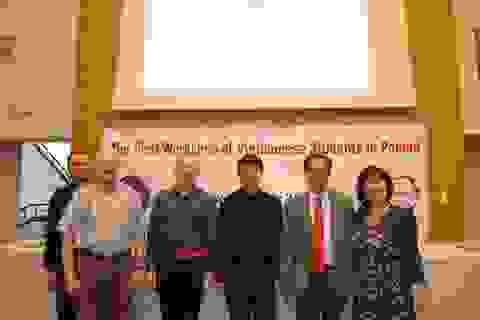 Tổ chức hội thảo khoa học cho nghiên cứu sinh, sinh viên Việt tại Ba Lan