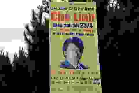 Phạt đơn vị tổ chức live show ca sĩ Chế Linh