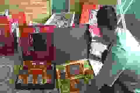 Hàng nghìn bánh trung thu nhập lậu từ Trung Quốc