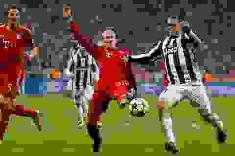 """Juventus - Bayern Munich: Nỗi lo của """"Hùm xám"""""""