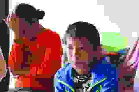 Bé trai 11 tuổi một mình đi hơn 400km để điều trị ung thư