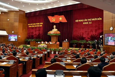 BCH Trung ương Đảng khóa XII dự kiến là 200 đồng chí