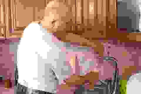 """Ý tưởng """"độc"""" lắp đường ống dẫn bia trực tiếp vào nhà"""