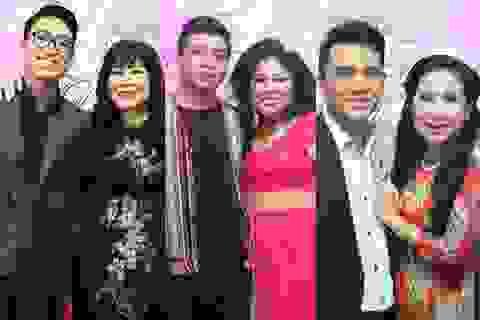 NSND Hồng Vân, NSƯT Kim Xuân, ca sỹ Siu Black... lần đầu tiên hát cùng con trai