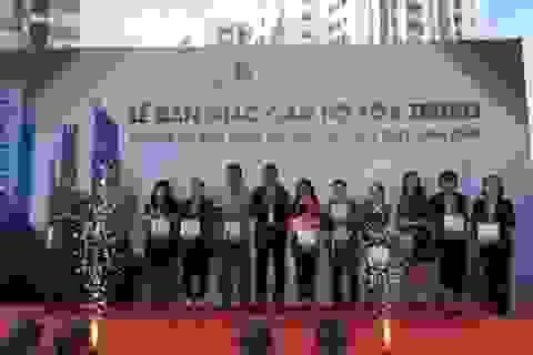 BIC Việt Nam bàn giao nhà ở xã hội tòa Trung – Rice City Linh Đàm