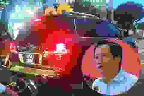 """Phó Chủ tịch tỉnh đi xe Lexus có """"tư tưởng chính trị vững vàng"""""""