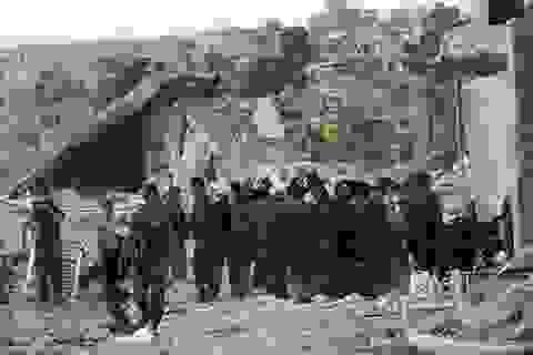 Quân đội Syria đã kiểm soát một khu vực trọng yếu của Aleppo