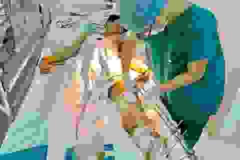 Cứu chân trái bệnh nhân vỡ tụy vì đụng xe tải