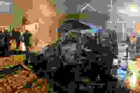Đánh bom kép gần sân vận động Thổ Nhĩ Kỳ, ít nhất 29 người chết