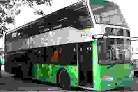 Thí điểm khai thác xe buýt 2 tầng ở 7 tỉnh, thành phố
