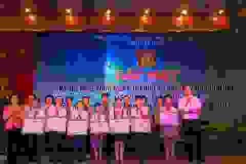 Bắc Ninh: Tuyên dương các đội viên tiêu biểu và Tổng phụ trách đội