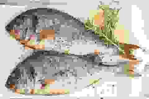 Rán cá trong dầu oliu là tốt nhất