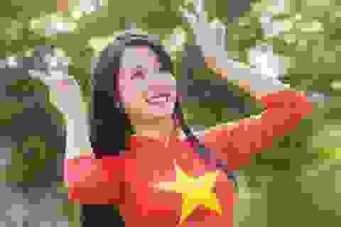 """Những cô gái Hàng Hải của đêm Chung kết """"Nữ sinh viên duyên dáng Việt Nam"""""""
