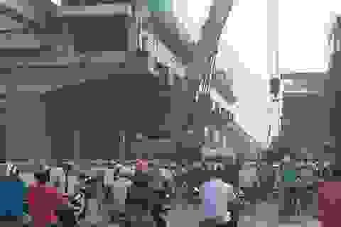 Phạt nhà thầu thi công đường sắt Cát Linh - Hà Đông 30 triệu đồng