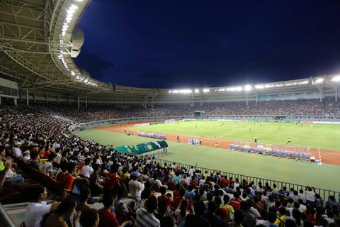 CĐV đòi tấn công trọng tài, trận đấu nữ Việt Nam-Myanmar bị gián đoạn