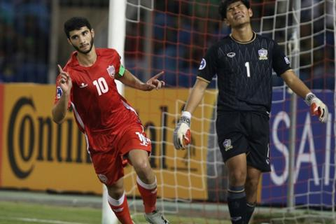 Soi sức mạnh của U19 Bahrain