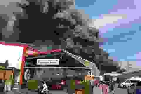 """Nhiều người Việt mất trắng trong vụ cháy """"chợ Đồng Xuân"""" ở Berlin"""