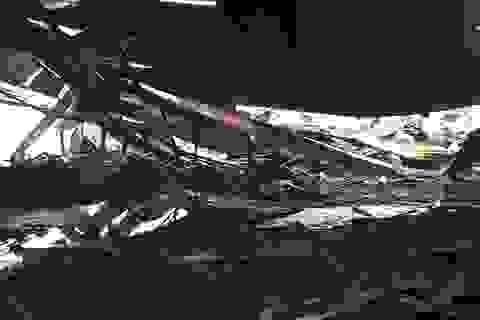 Tan hoang sau vụ cháy Công ty Nam Á