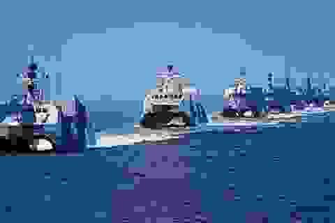Chi tiêu quân sự thế giới tăng: Chỉ vì mình Trung Quốc