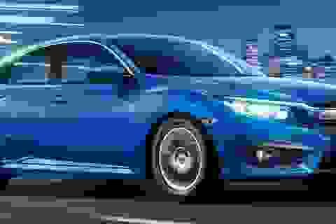 Honda ra mắt Civic 1.0T tại Trung Quốc