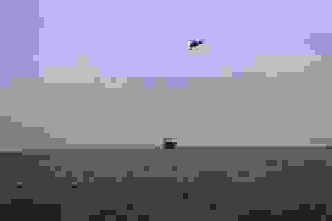 Trực thăng Trung Quốc rơi khi tuần tra, 4 người chết
