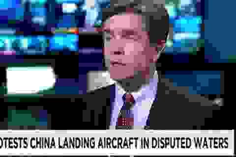 """Nguy cơ Biển Đông trở thành """"đấu trường"""" giữa Mỹ và Trung Quốc?"""
