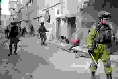 """Quân đội Nga dọn """"gần sạch"""" bom mìn ở đông Aleppo"""