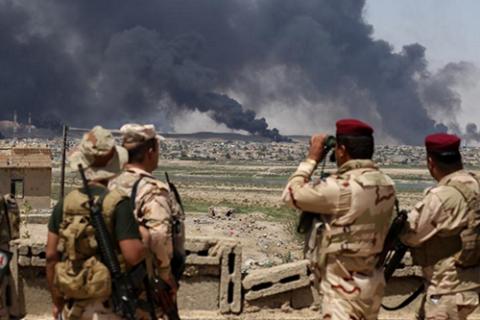 Công nghệ Mỹ trong chiến dịch giải phóng Mosul