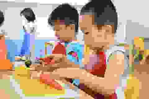 Ba mẹ áp dụng phương pháp giáo dục Montessori tại nhà thế nào?