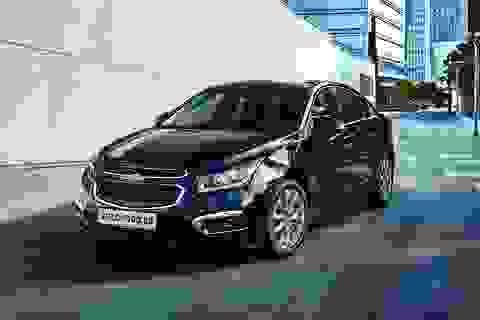 Chevrolet giới thiệu xe Cruze mới tại Việt Nam