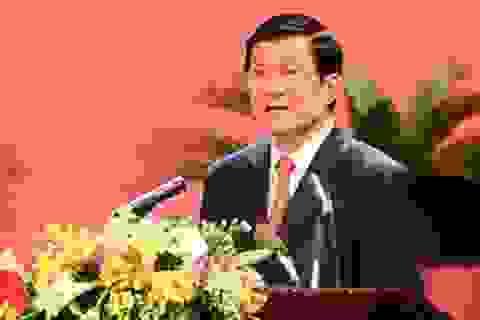 Chủ tịch nước chỉ đạo công tác của Ban Chỉ đạo Cải cách Tư pháp