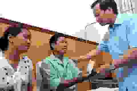 Phi công Nguyễn Hữu Cường đang dần bình phục