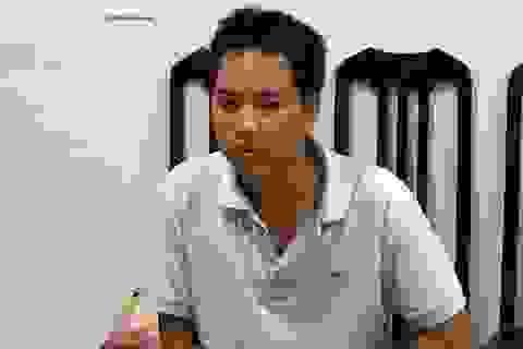 Hà Nội: Tên cướp còng tay, bịt miệng nữ doanh nhân để cướp