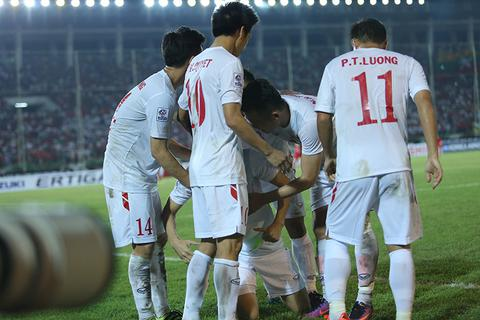 Công Vinh nói gì khi ghi bàn thắng thứ 50 cho đội tuyển quốc gia?