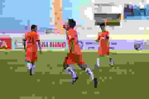 Thắng HA Gia Lai, SHB Đà Nẵng tiếp tục mơ vô địch