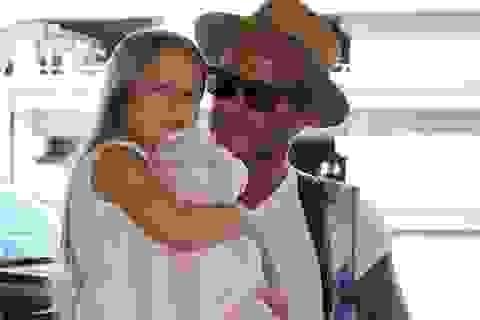 David Beckham - ông bố hoàn hảo