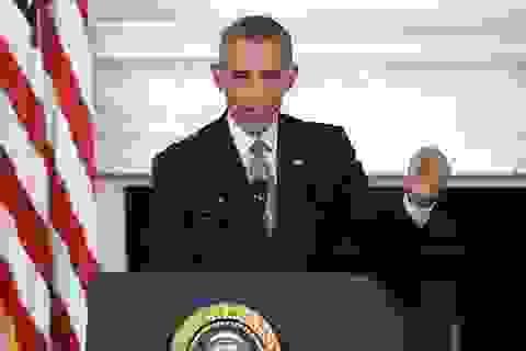 """""""Hoàng hôn nhiệm kỳ"""" của ông Obama"""