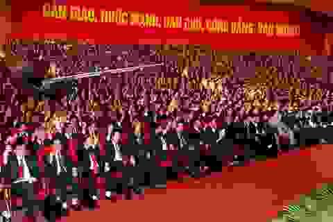 """Biểu quyết """"chốt"""" số lượng 200 Ủy viên Ban Chấp hành Trung ương khoá XII"""