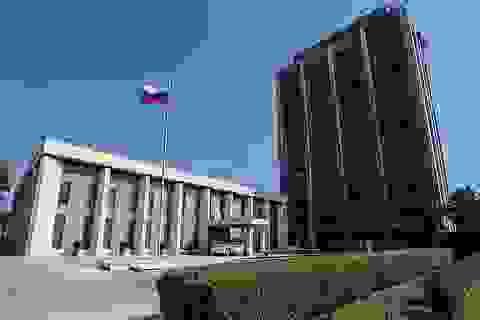 Đại sứ quán Nga tại Syria bị trúng đạn pháo liên tiếp